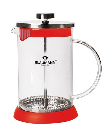 Blaumann BL-3275cerv Konvička French Press 600 ml