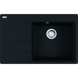 Franke CNG 611-78 TL/7 čierna matná