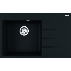 Franke CNG 611-78 TL/2 čierna matná