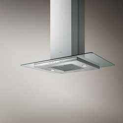 Elica FLAT GLASS PLUS ISLAND IX/A/90