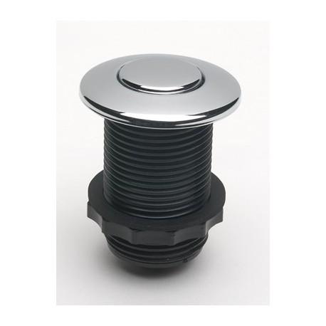 EcoMaster pneutlačítko - lesklý chrom