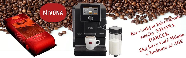 Nivona darček 2kg kávy